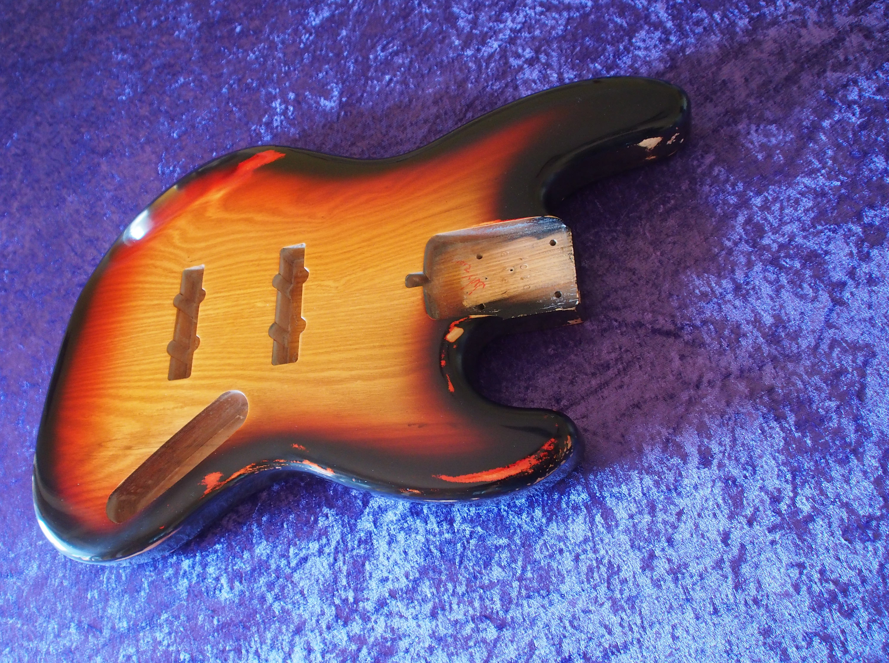 stratocaster fender All Parts Wood apw guitars neck stratocaster jazz bass