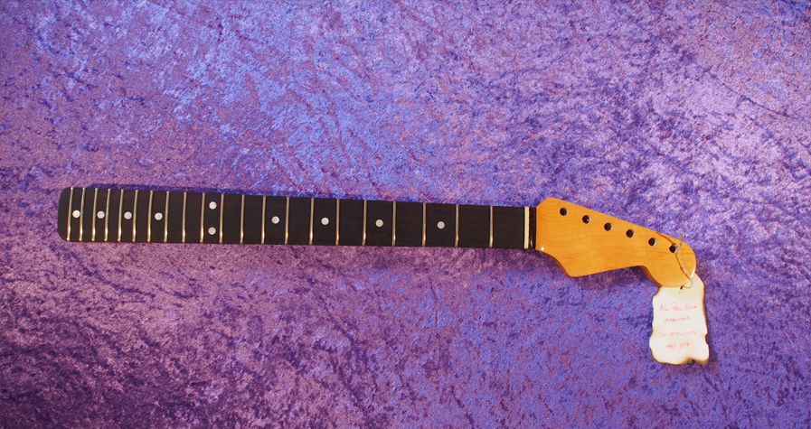 stratocaster fender All Parts Wood apw guitars neck