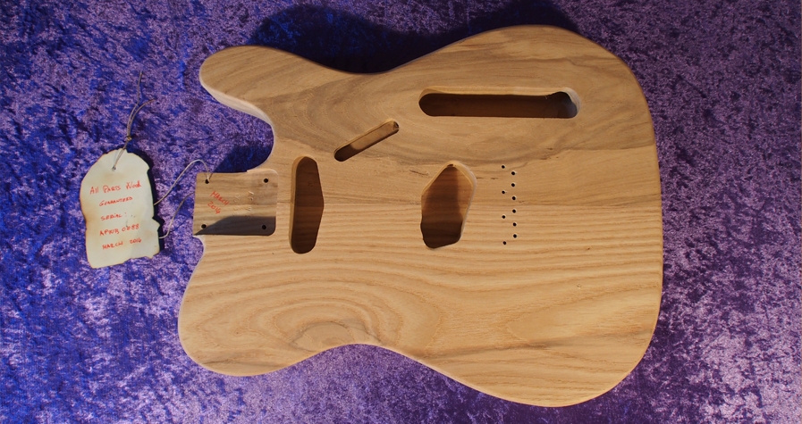 stratocaster fender all parts wood apw guitars telecaster