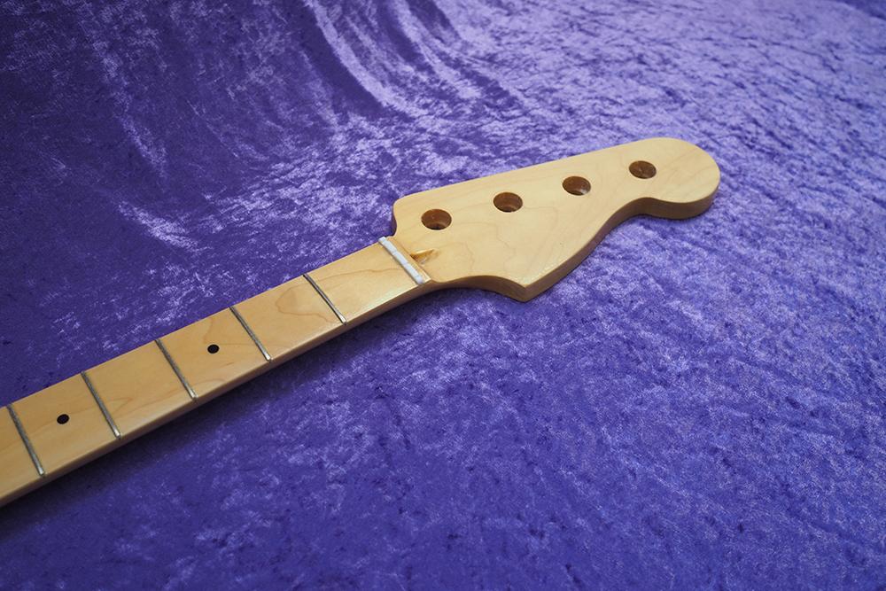 fender all parts wood apw guitars neck precision