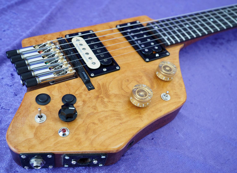 All Parts Wood gibson les paul EX-1 EX 1 APWGuiatrs guitar short sh1 sh-1 sh 1